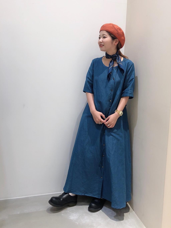 bulle de savon 阪急西宮ガーデンズ 身長:152cm 2020.08.26