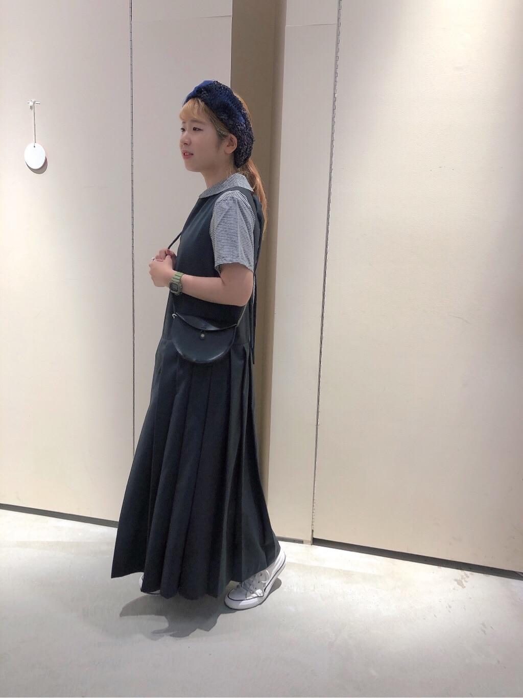 bulle de savon 阪急西宮ガーデンズ 身長:152cm 2019.08.08