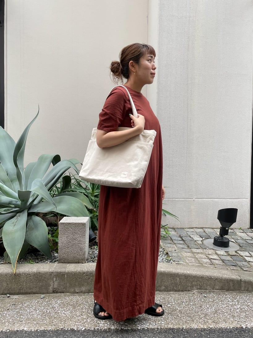 yuni 神戸路面 身長:154cm 2021.08.24