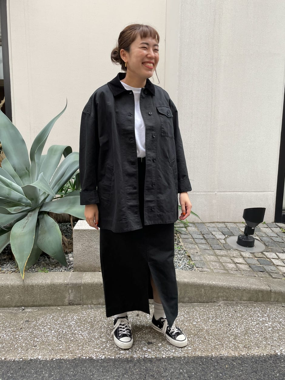 yuni 神戸路面 身長:154cm 2021.09.09