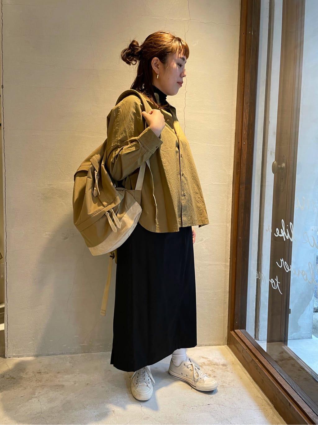 yuni 神戸路面 身長:154cm 2021.09.26