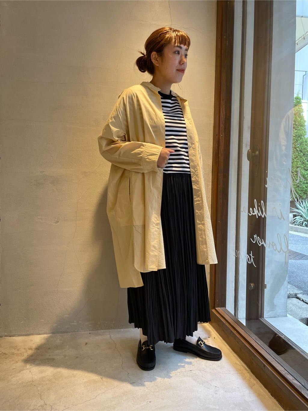 yuni 神戸路面 身長:154cm 2021.09.27