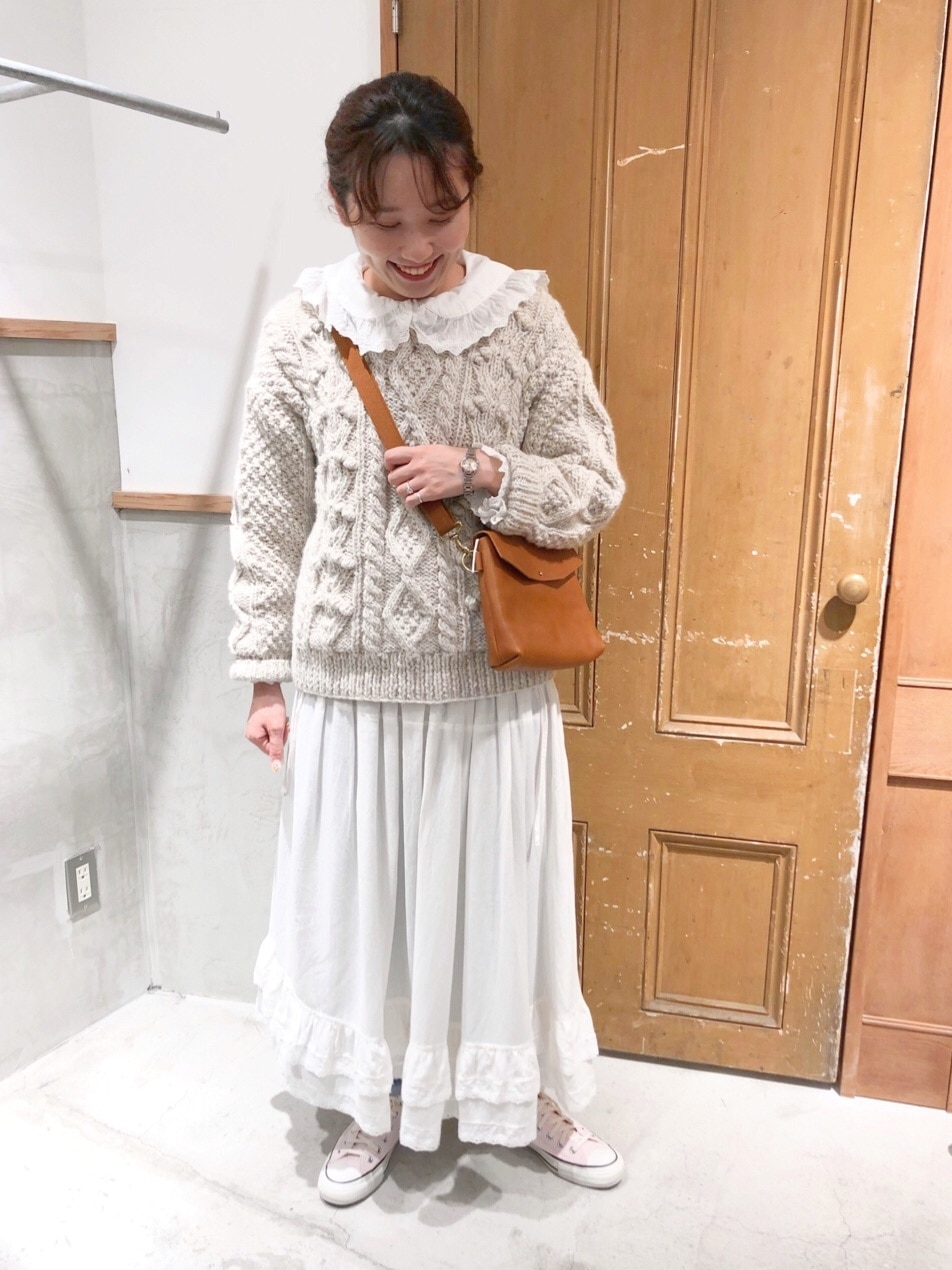 Malle chambre de charme ルミネ新宿 身長:163cm 2020.10.26