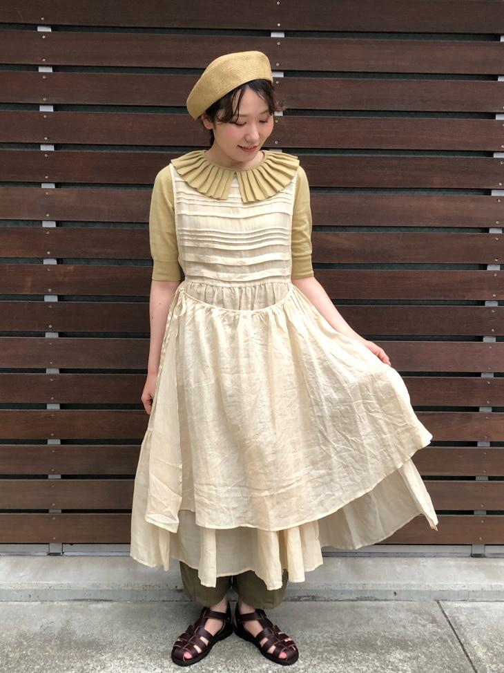 Malle chambre de charme ルミネ新宿 身長:163cm 2021.05.12