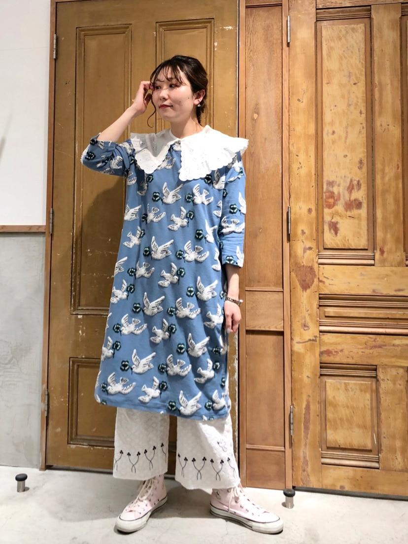 Malle chambre de charme ルミネ新宿 身長:163cm 2021.02.09