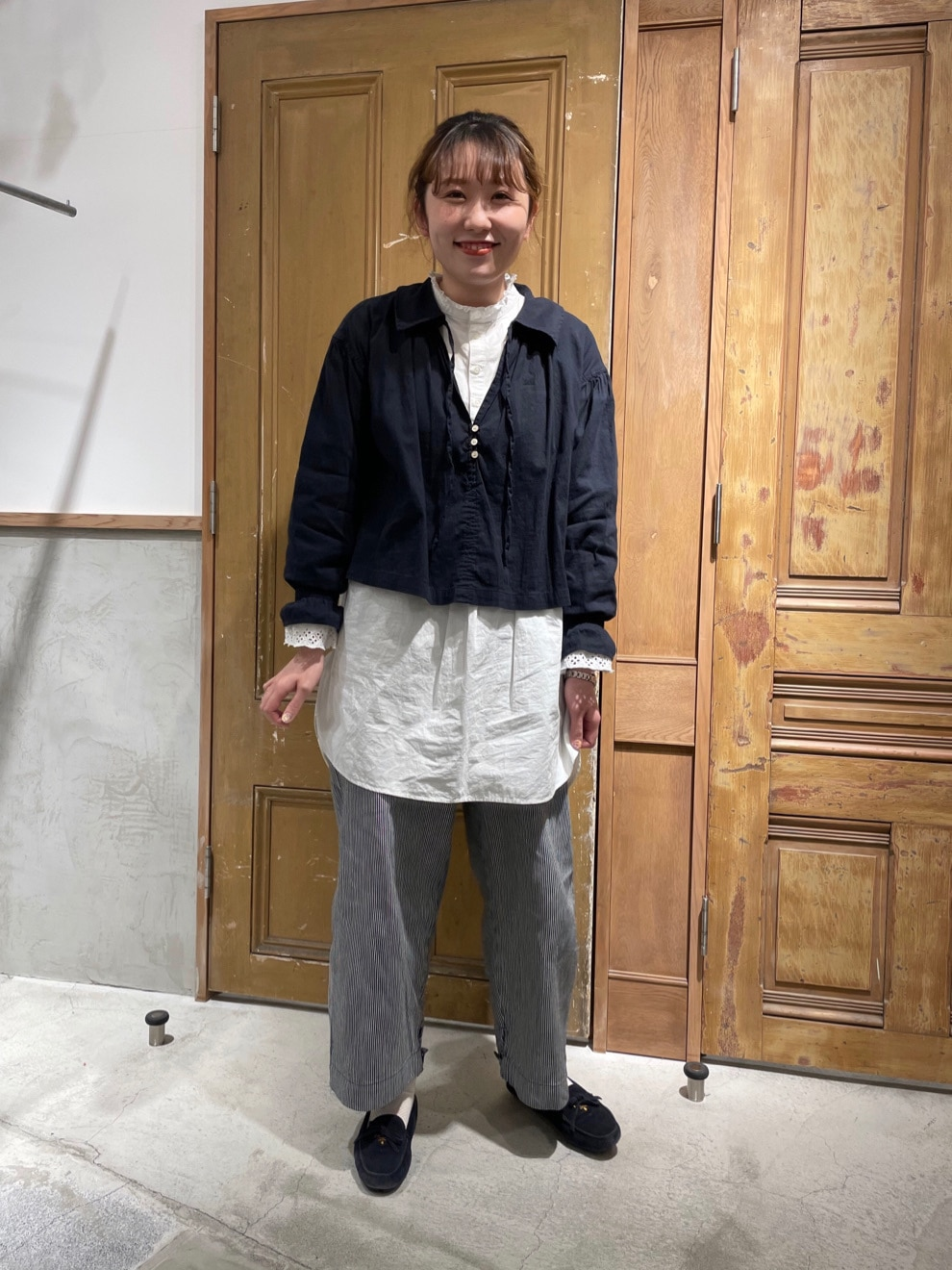 Malle chambre de charme ルミネ新宿 身長:163cm 2020.12.16