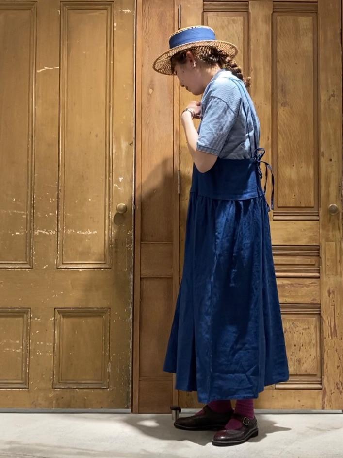 Malle chambre de charme ルミネ新宿 身長:163cm 2021.04.09