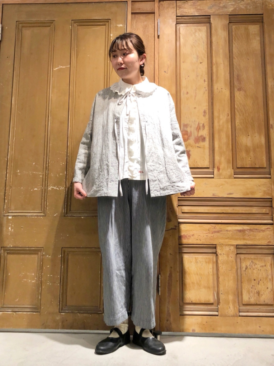 Malle chambre de charme ルミネ新宿 身長:163cm 2021.03.11