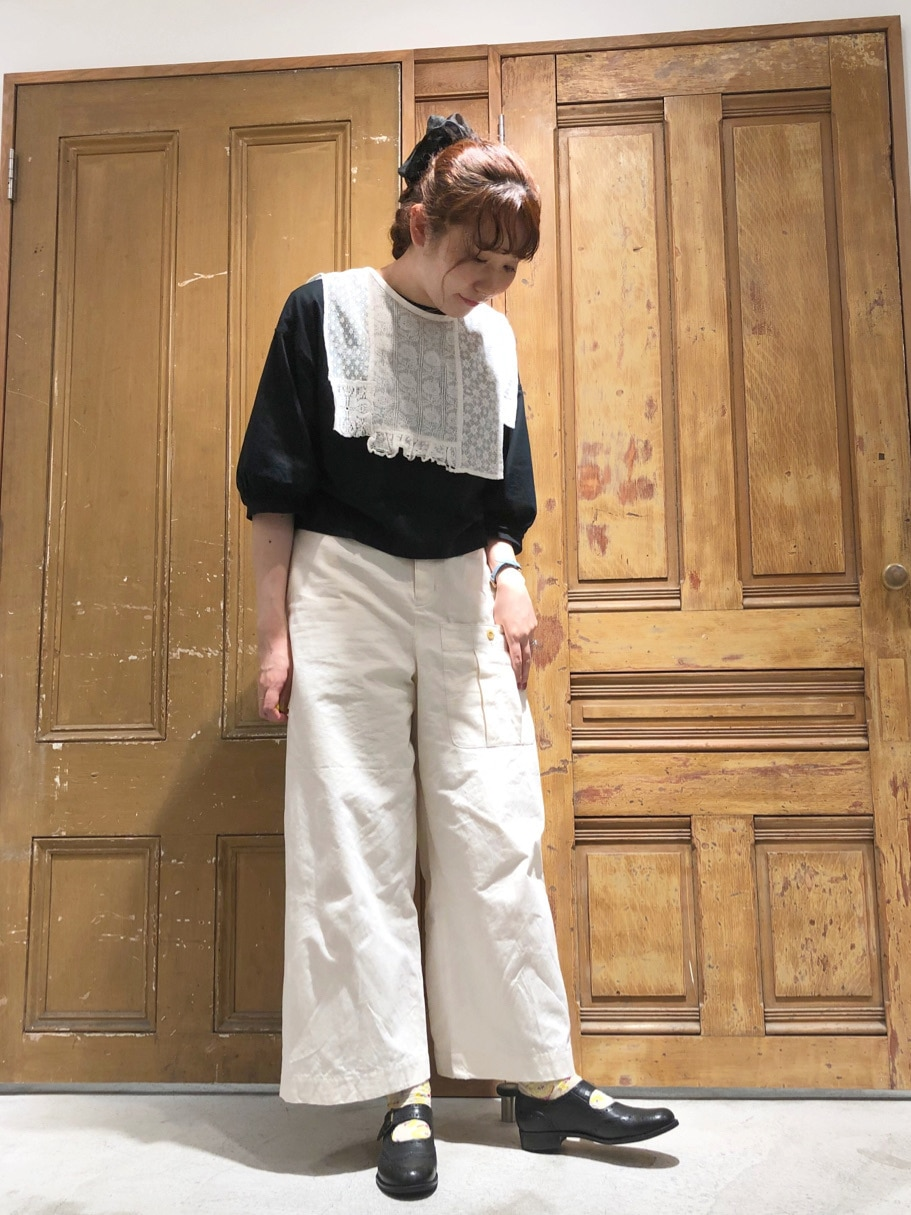Malle chambre de charme ルミネ新宿 身長:163cm 2021.06.10