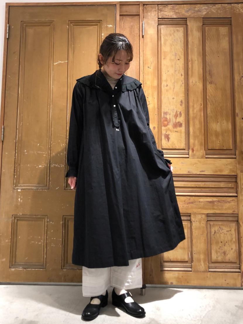 Malle chambre de charme ルミネ新宿 身長:163cm 2021.02.19