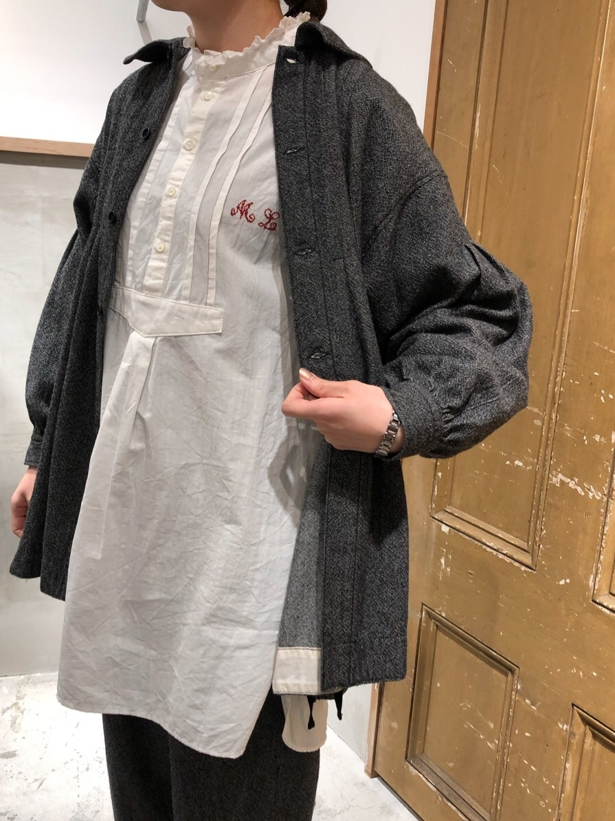 Malle chambre de charme ルミネ新宿 身長:163cm 2020.11.30