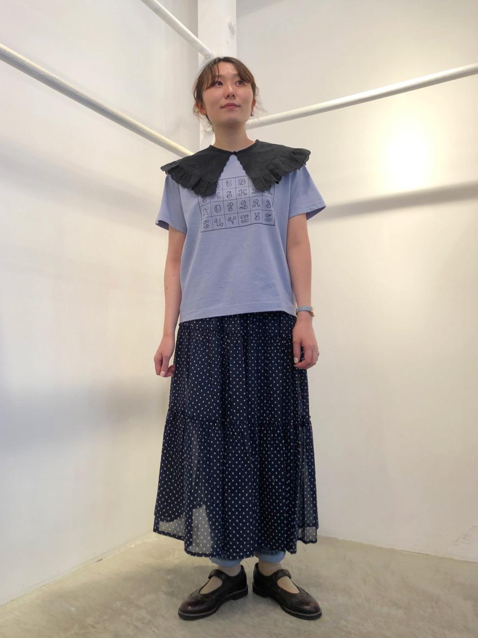 Malle chambre de charme ルミネ新宿 身長:163cm 2021.05.21