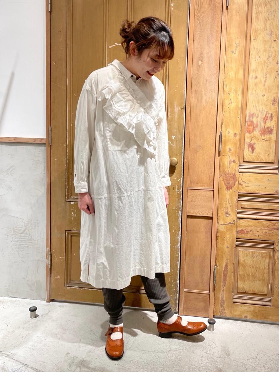 Malle chambre de charme ルミネ新宿 身長:163cm 2020.12.17