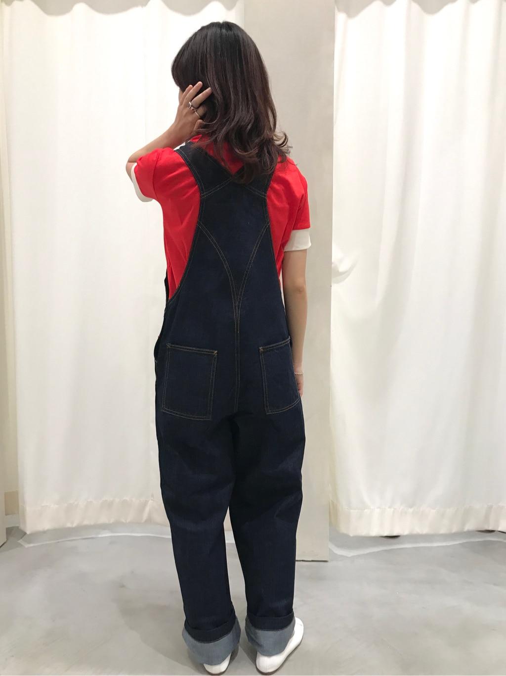 AMB SHOP PAR ICI CHILD WOMAN,PAR ICI ルミネ横浜 身長:154cm 2020.06.01