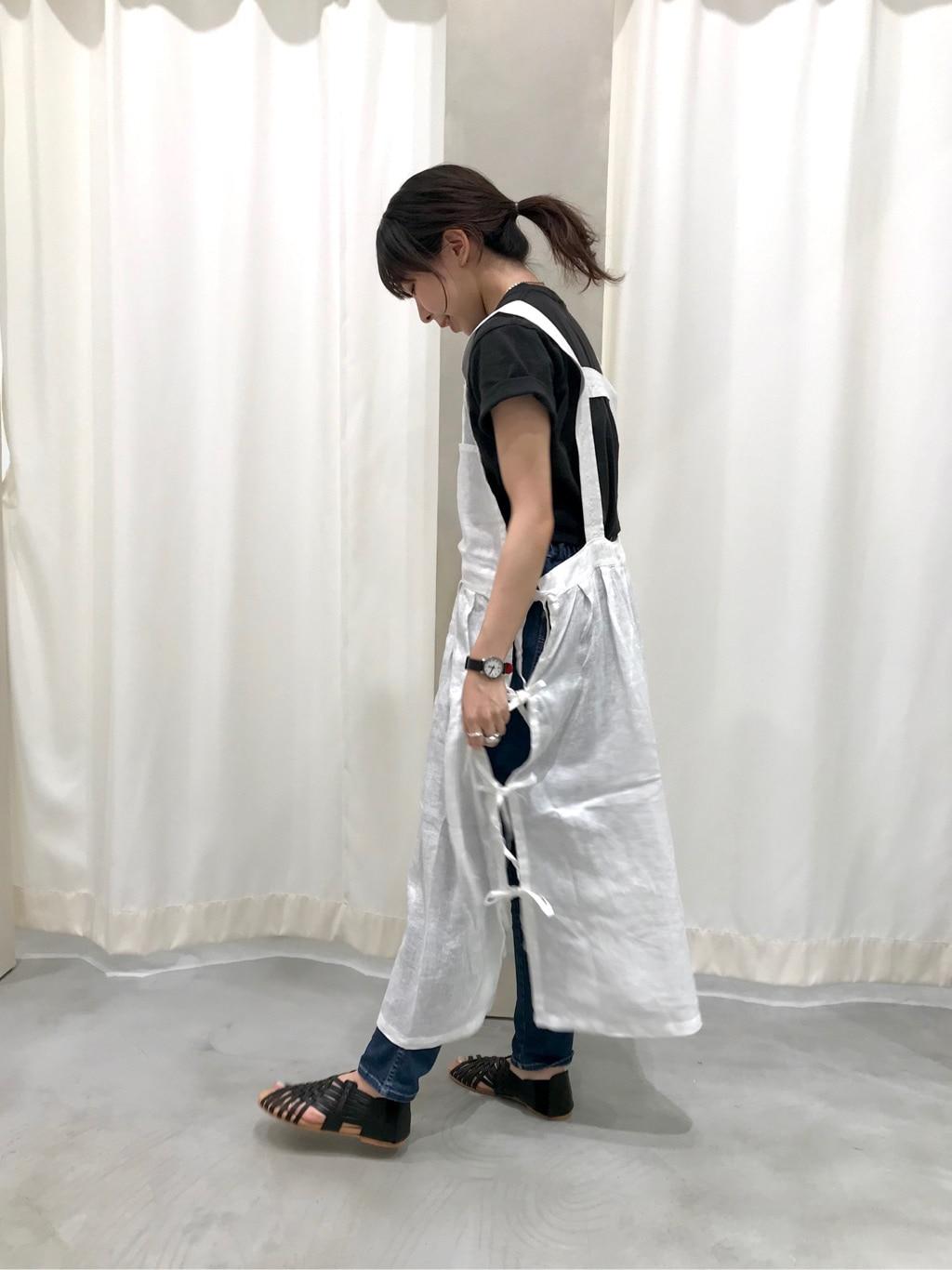 AMB SHOP PAR ICI CHILD WOMAN,PAR ICI ルミネ横浜 身長:154cm 2020.06.04