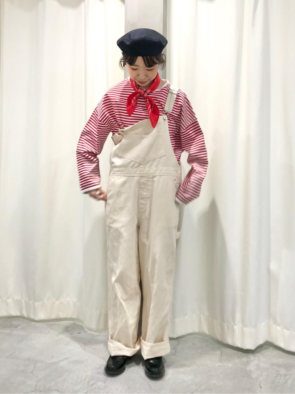 - PAR ICI CHILD WOMAN , PAR ICI ルミネ池袋 身長:154cm 2021.01.22