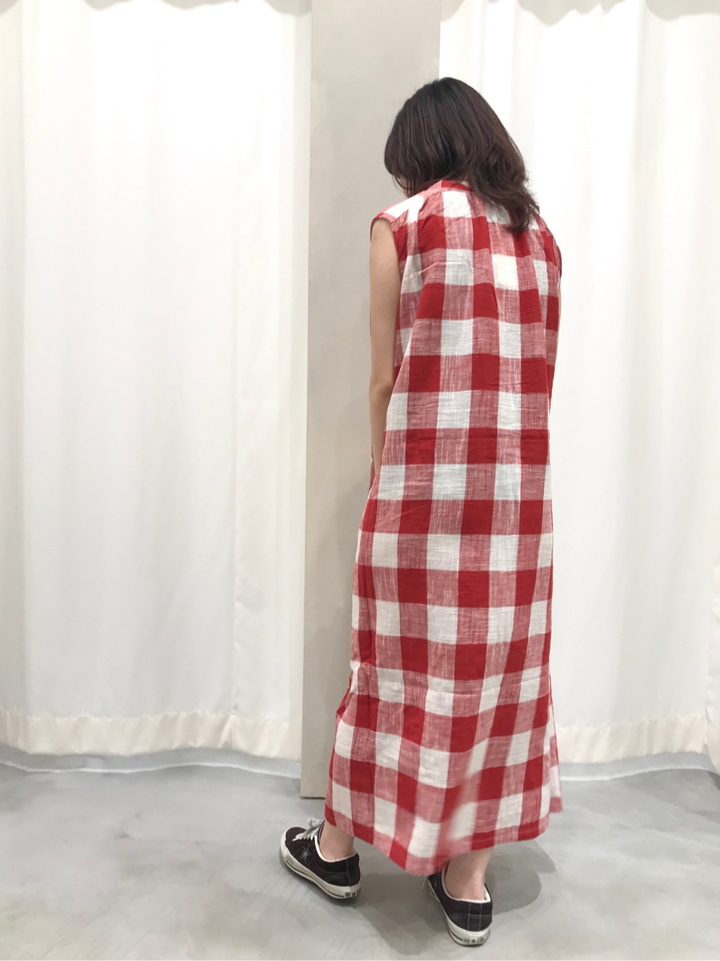 AMB SHOP PAR ICI CHILD WOMAN,PAR ICI ルミネ横浜 身長:154cm 2020.05.28
