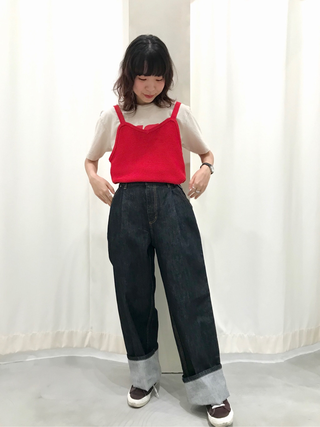 AMB SHOP PAR ICI CHILD WOMAN,PAR ICI ルミネ横浜 身長:154cm 2020.06.15