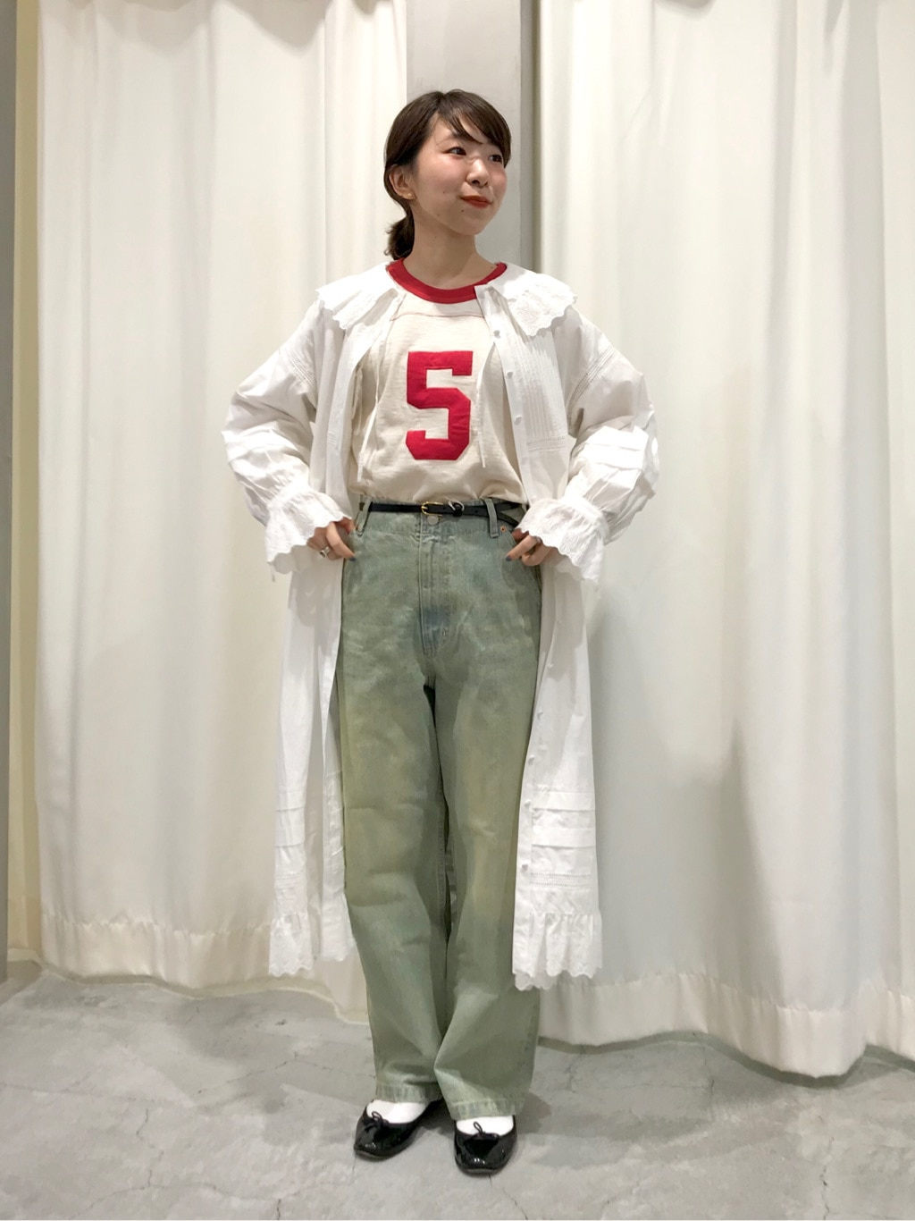 - PAR ICI CHILD WOMAN , PAR ICI ルミネ池袋 身長:154cm 2020.12.28