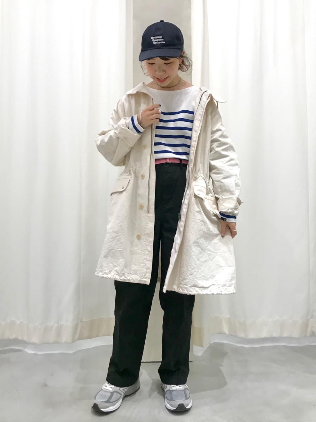 - PAR ICI CHILD WOMAN , PAR ICI ルミネ池袋 身長:154cm 2021.04.03