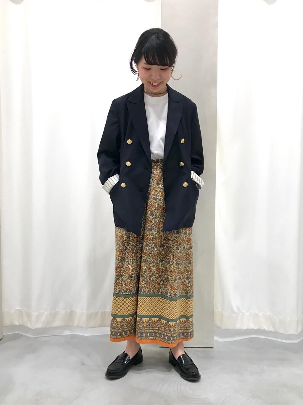 AMB SHOP PAR ICI CHILD WOMAN,PAR ICI ルミネ横浜 身長:154cm 2020.05.03
