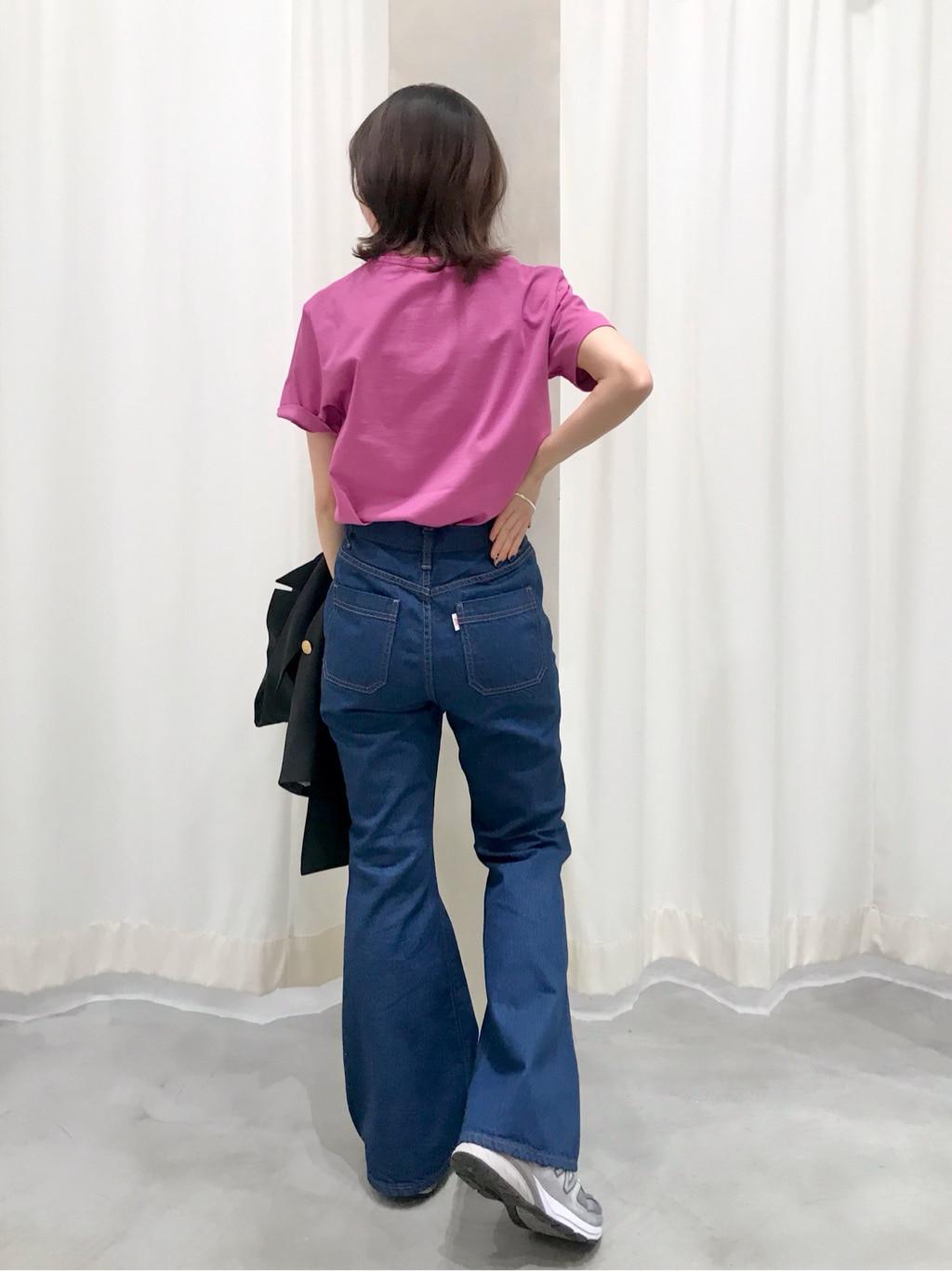 - PAR ICI CHILD WOMAN , PAR ICI ルミネ池袋 身長:154cm 2021.04.17