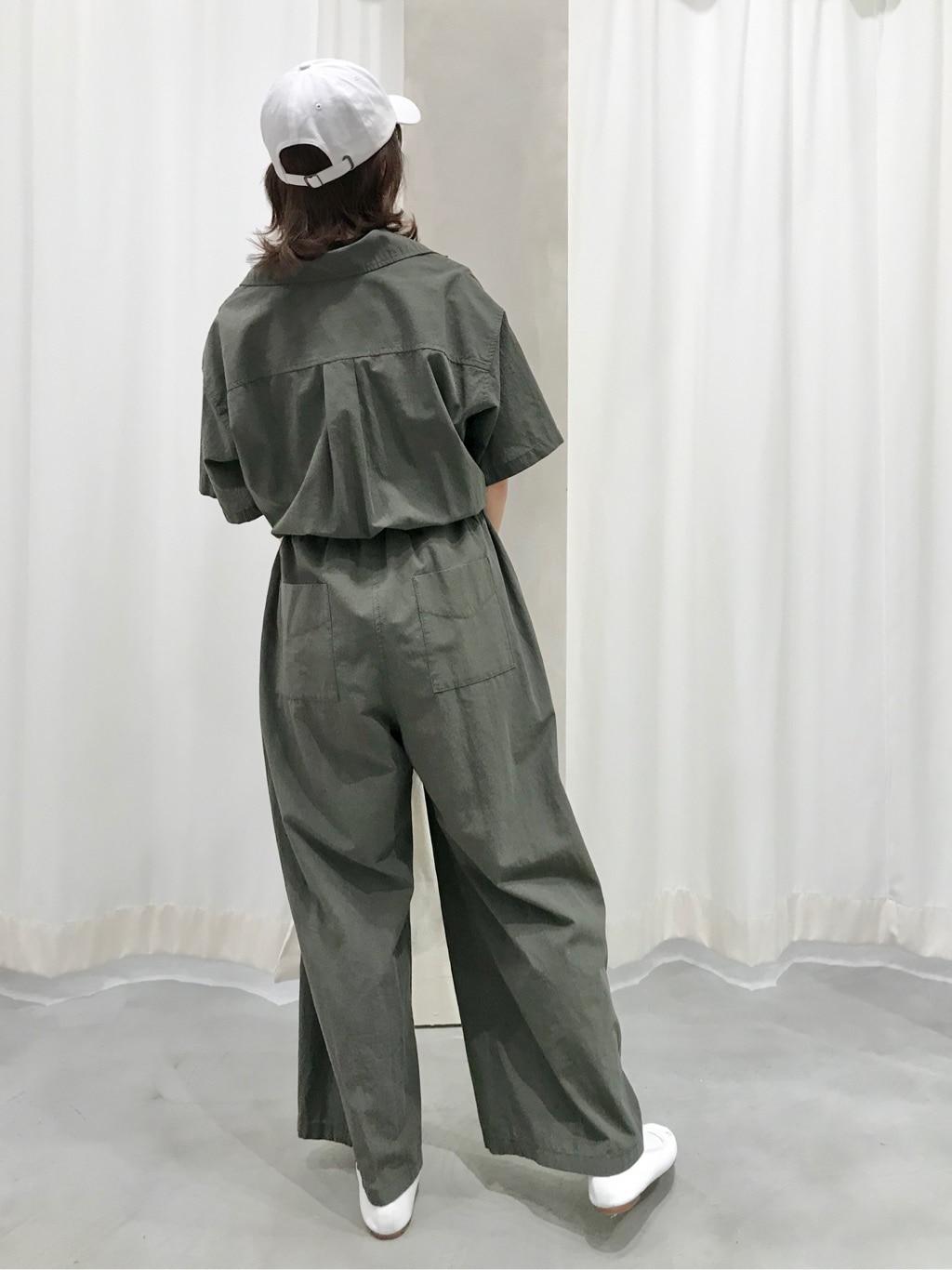 - PAR ICI CHILD WOMAN , PAR ICI ルミネ池袋 身長:154cm 2021.04.21