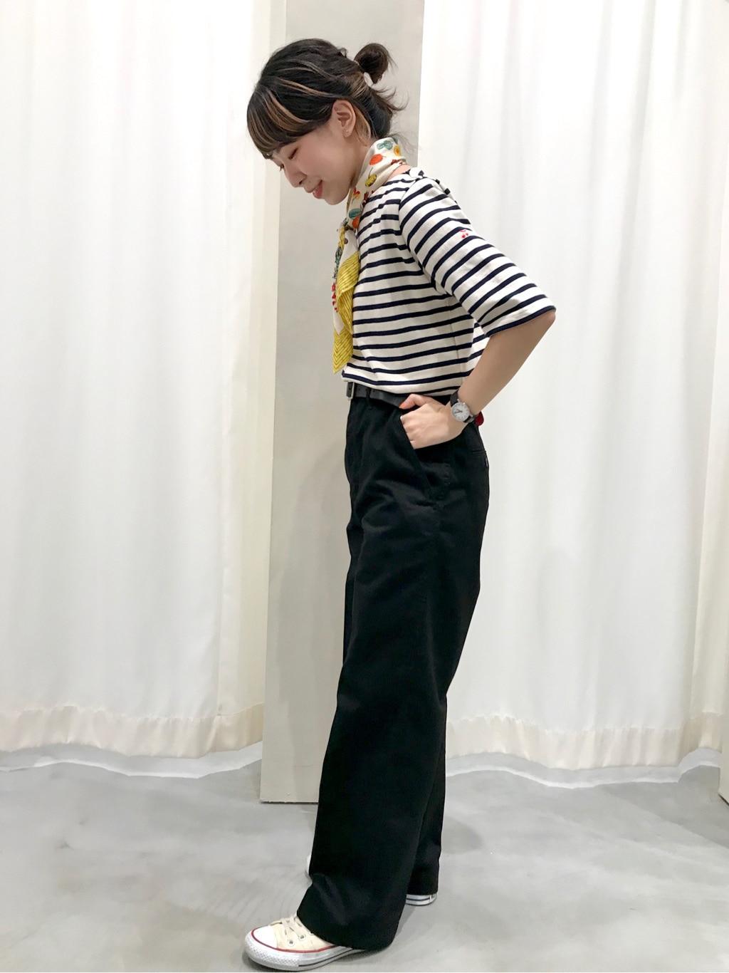 AMB SHOP PAR ICI CHILD WOMAN , PAR ICI 東京スカイツリータウン・ソラマチ 身長:154cm 2020.07.29