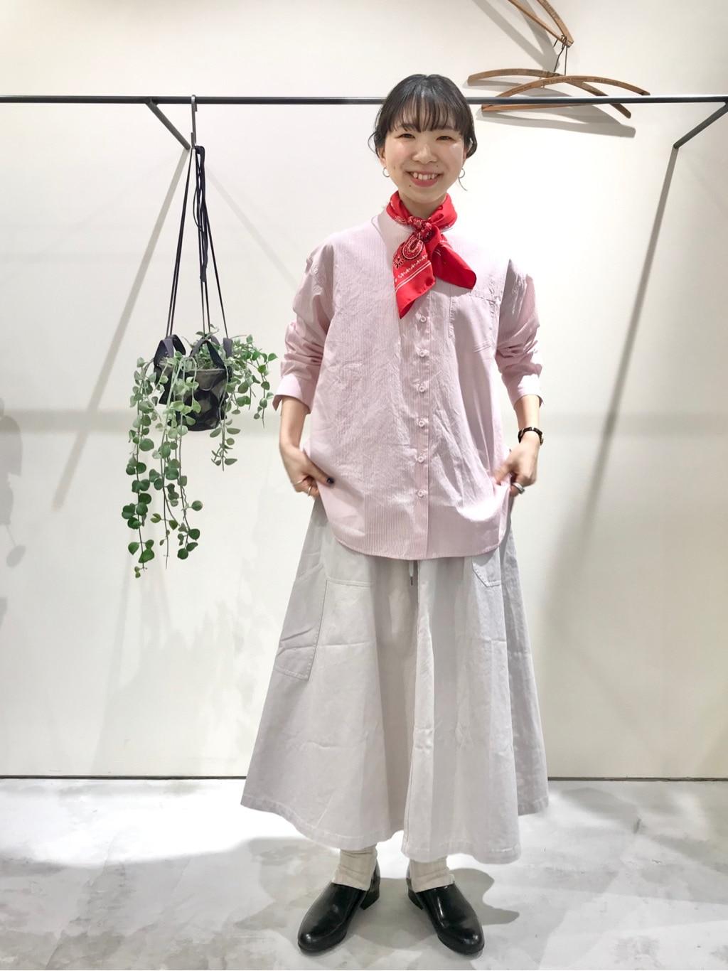 - PAR ICI CHILD WOMAN , PAR ICI ルミネ池袋 身長:154cm 2021.05.01