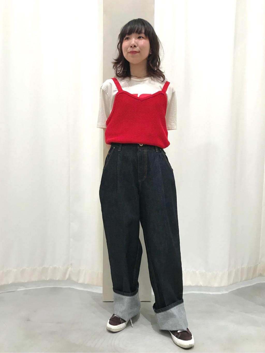 AMB SHOP PAR ICI CHILD WOMAN,PAR ICI ルミネ横浜 身長:154cm 2020.06.15