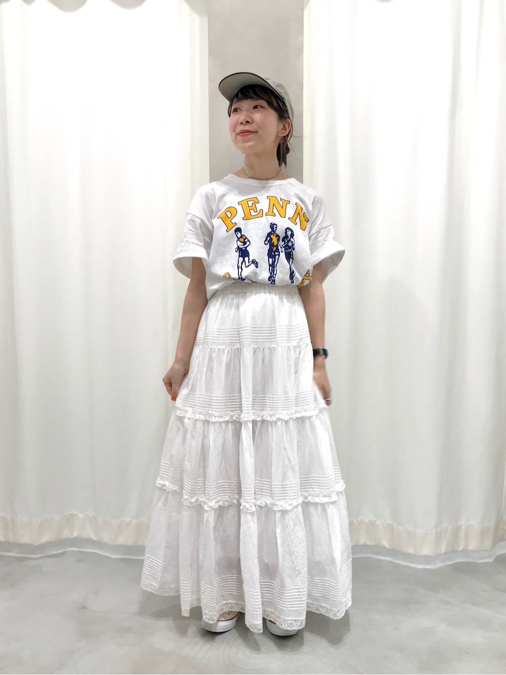 AMB SHOP PAR ICI CHILD WOMAN , PAR ICI 東京スカイツリータウン・ソラマチ 身長:154cm 2020.07.17