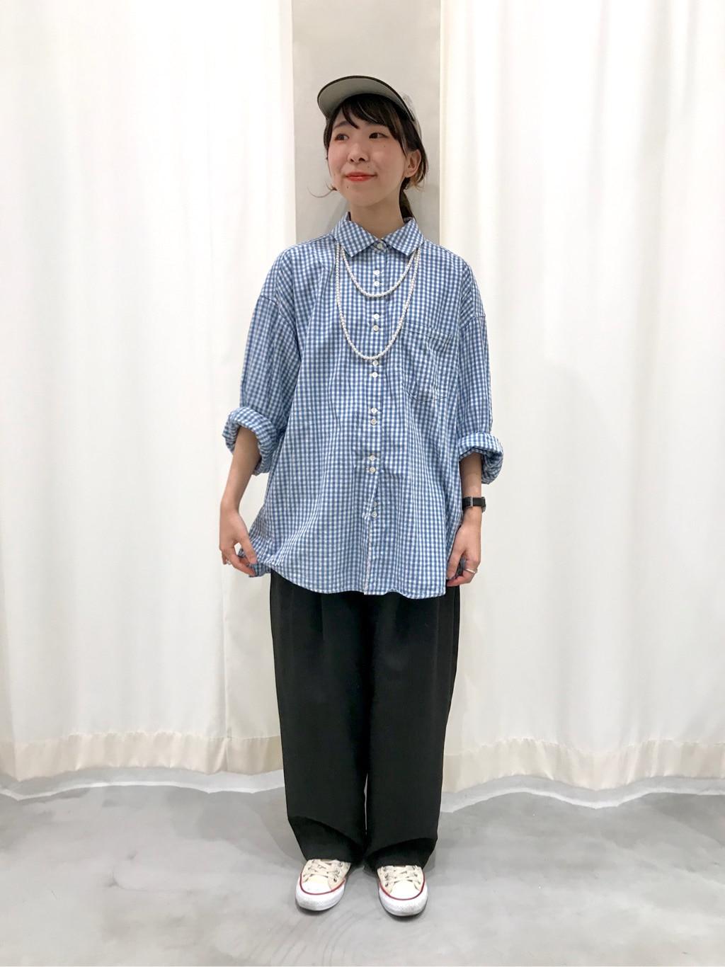 - PAR ICI CHILD WOMAN , PAR ICI 東京スカイツリータウン・ソラマチ 身長:154cm 2020.08.18