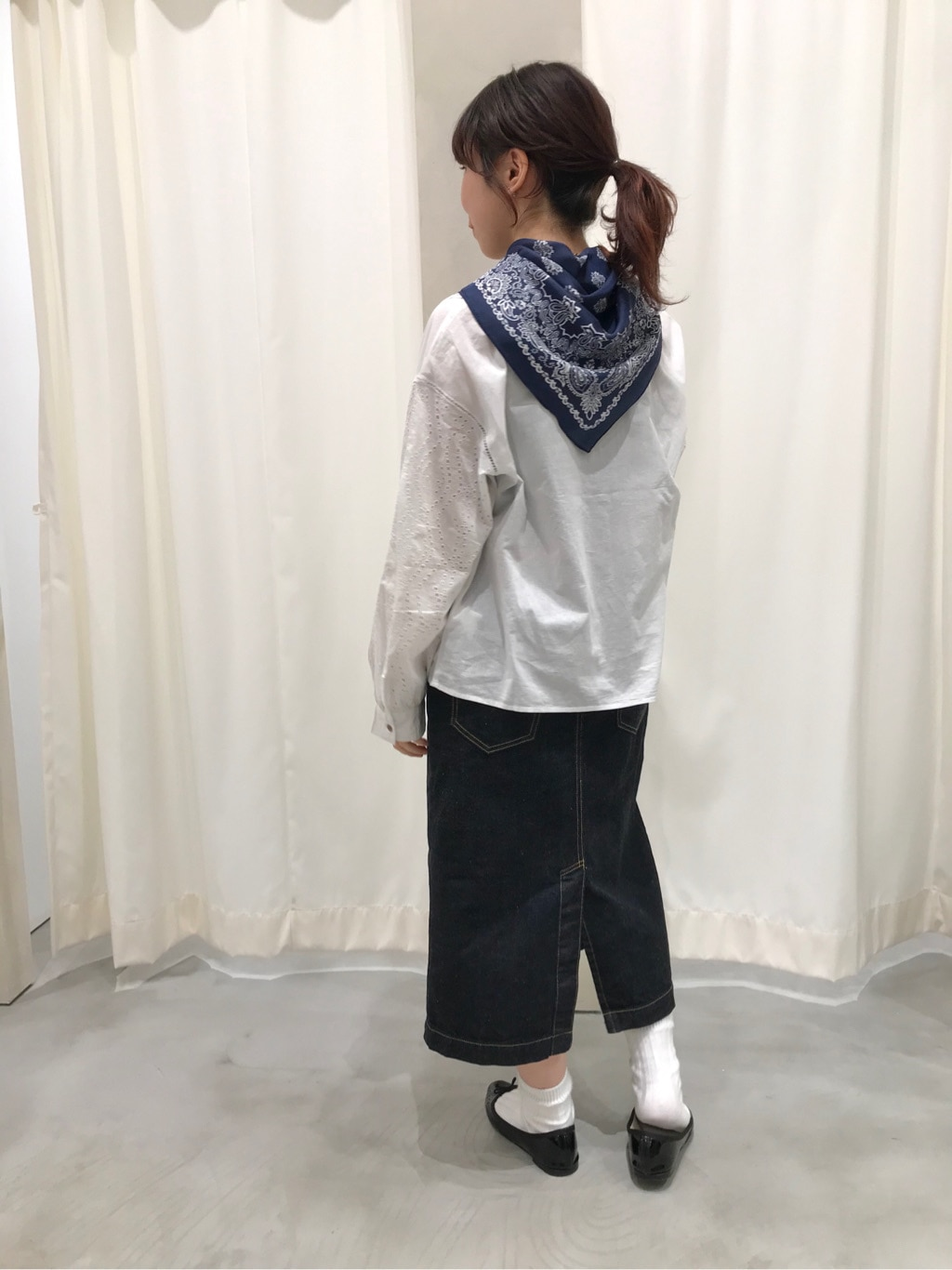 AMB SHOP PAR ICI CHILD WOMAN,PAR ICI ルミネ横浜 身長:154cm 2020.05.01