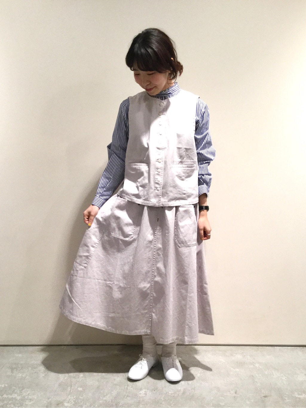 AMB SHOP PAR ICI CHILD WOMAN,PAR ICI ルミネ横浜 身長:154cm 2020.03.16