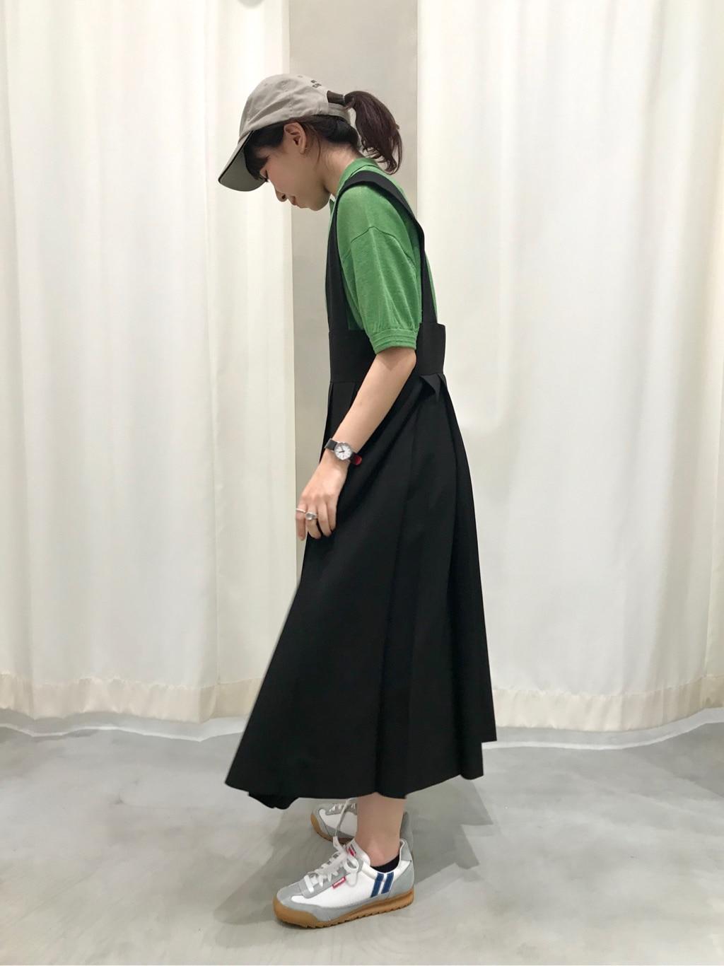 AMB SHOP PAR ICI CHILD WOMAN,PAR ICI ルミネ横浜 身長:154cm 2020.06.10