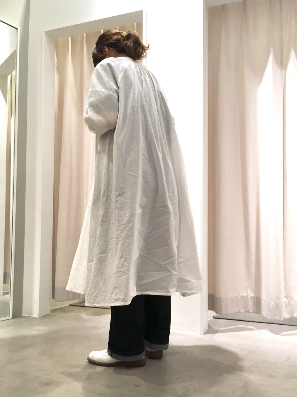 PAR ICI KLASSISK ルミネ立川 身長:154cm 2019.09.28