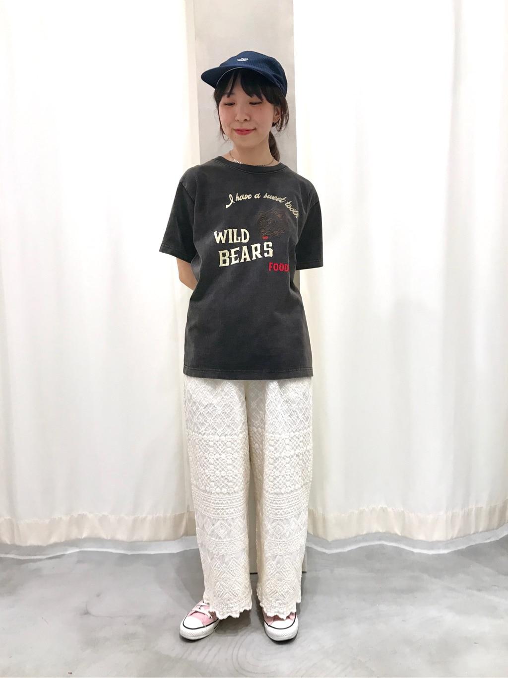 AMB SHOP PAR ICI CHILD WOMAN , PAR ICI 東京スカイツリータウン・ソラマチ 身長:154cm 2020.06.30