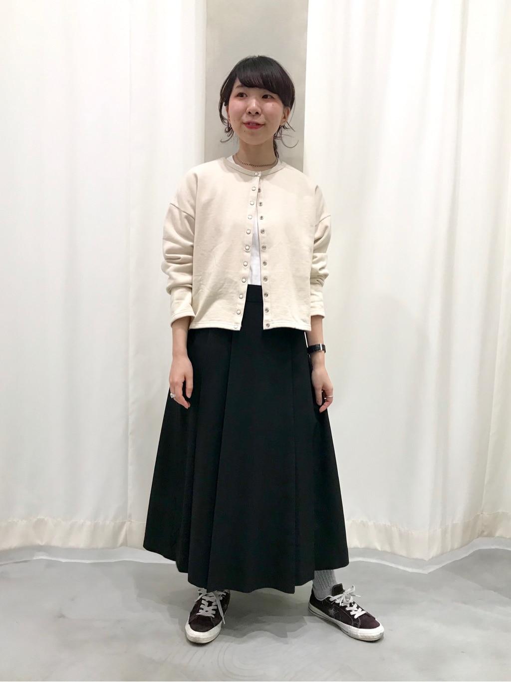 AMB SHOP PAR ICI CHILD WOMAN,PAR ICI ルミネ横浜 身長:154cm 2020.05.15