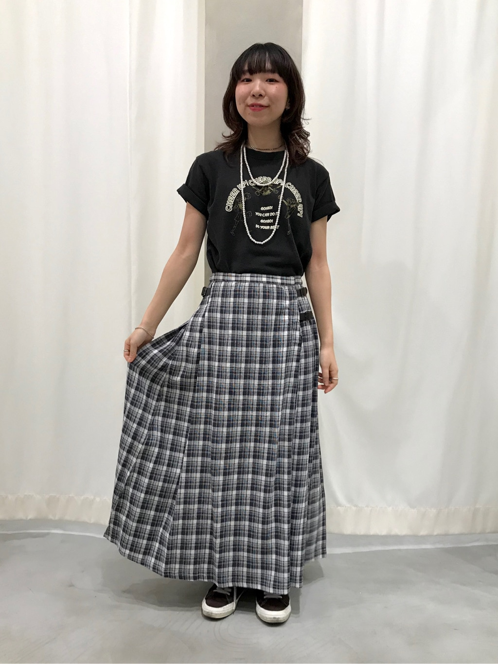 AMB SHOP PAR ICI CHILD WOMAN,PAR ICI ルミネ横浜 身長:154cm 2020.06.07