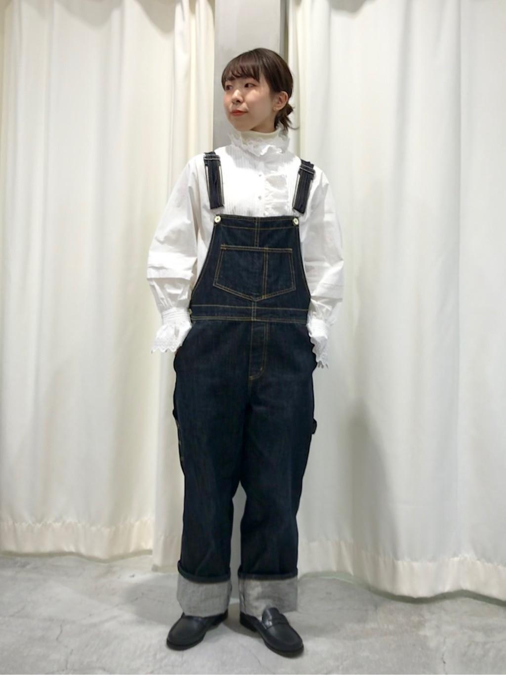 - PAR ICI CHILD WOMAN , PAR ICI ルミネ池袋 身長:154cm 2021.01.15