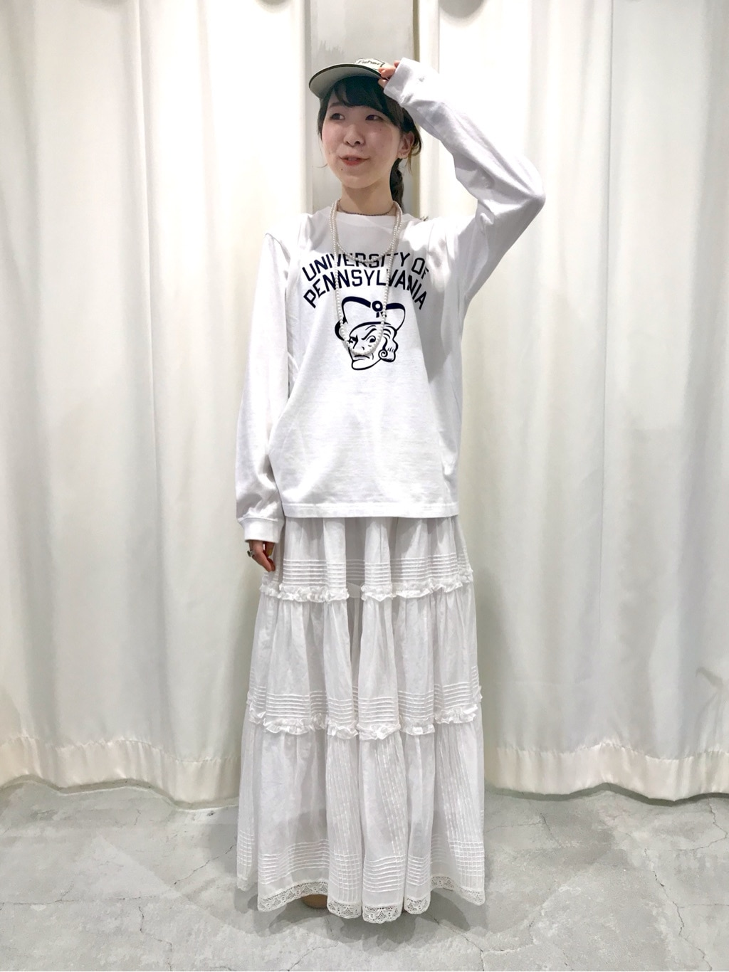 - PAR ICI CHILD WOMAN , PAR ICI 東京スカイツリータウン・ソラマチ 身長:154cm 2020.08.28