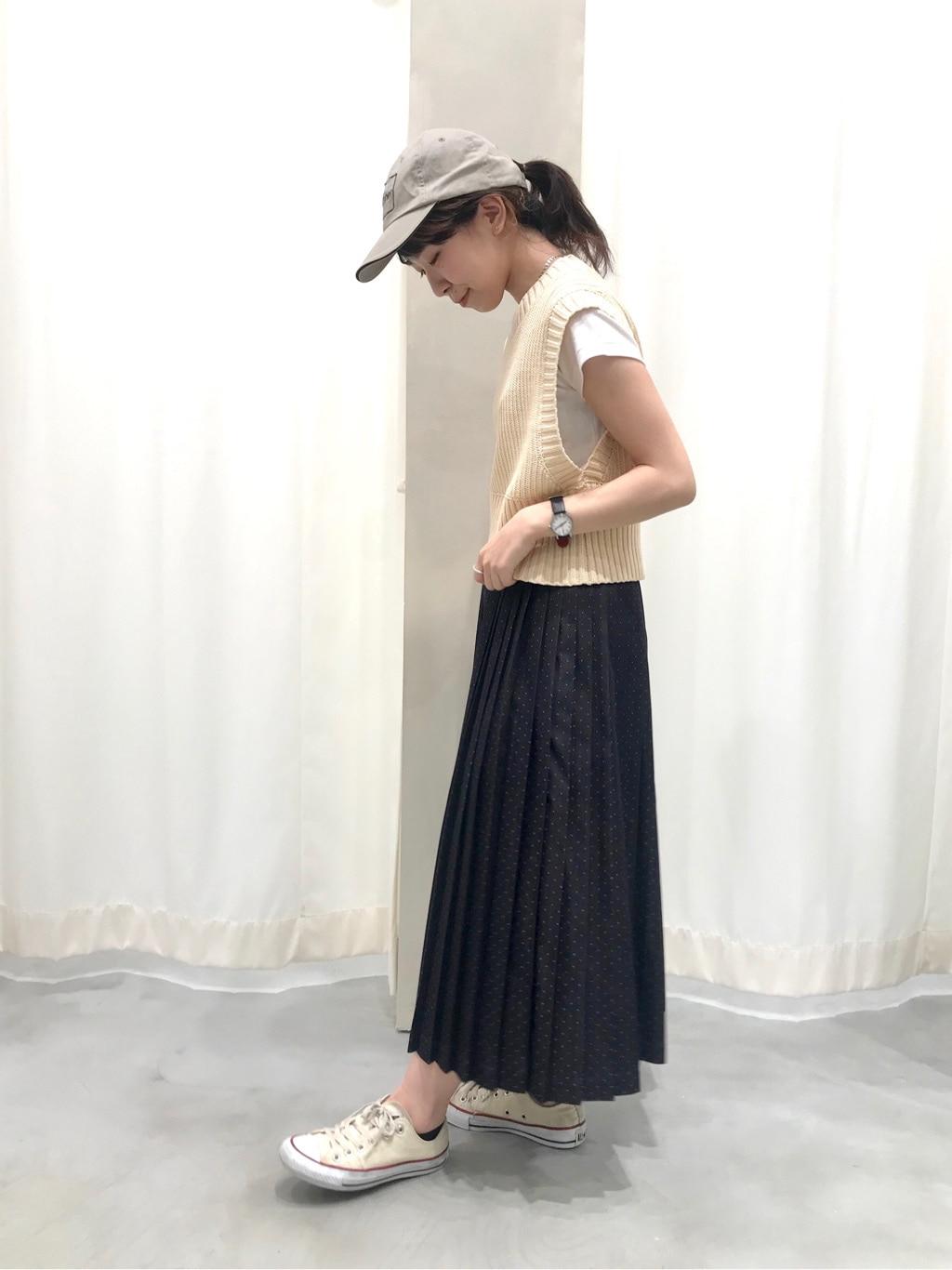 - PAR ICI CHILD WOMAN , PAR ICI 東京スカイツリータウン・ソラマチ 身長:154cm 2020.08.05