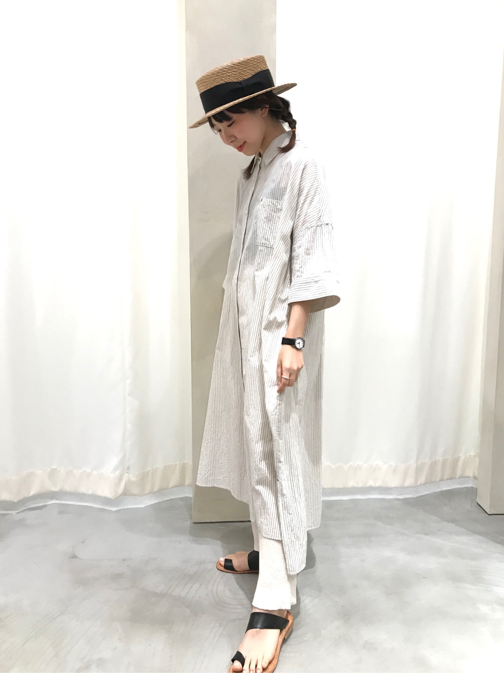 AMB SHOP PAR ICI CHILD WOMAN,PAR ICI ルミネ横浜 身長:154cm 2020.06.11
