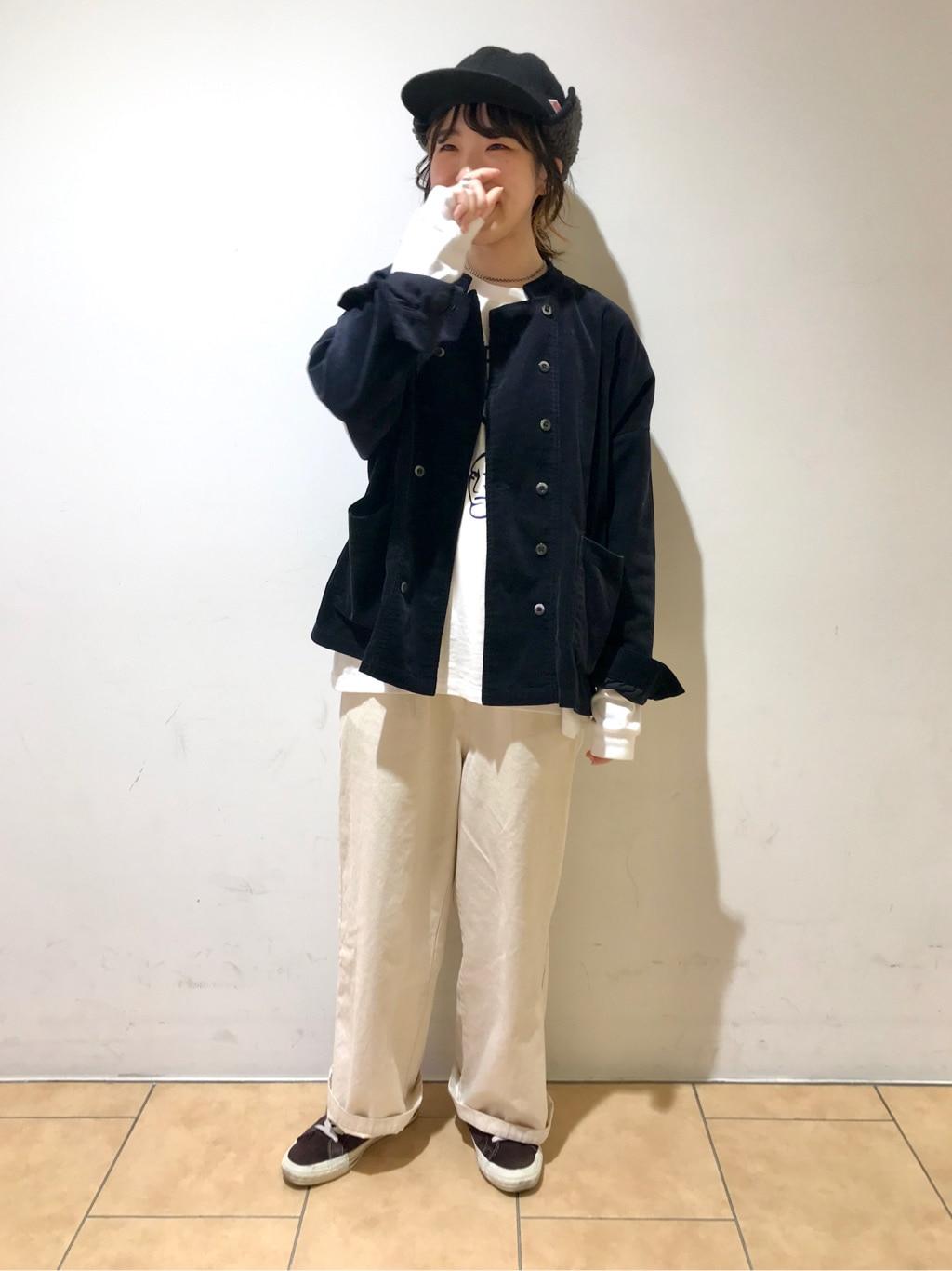 - PAR ICI CHILD WOMAN , PAR ICI ルミネ池袋 身長:154cm 2020.10.13