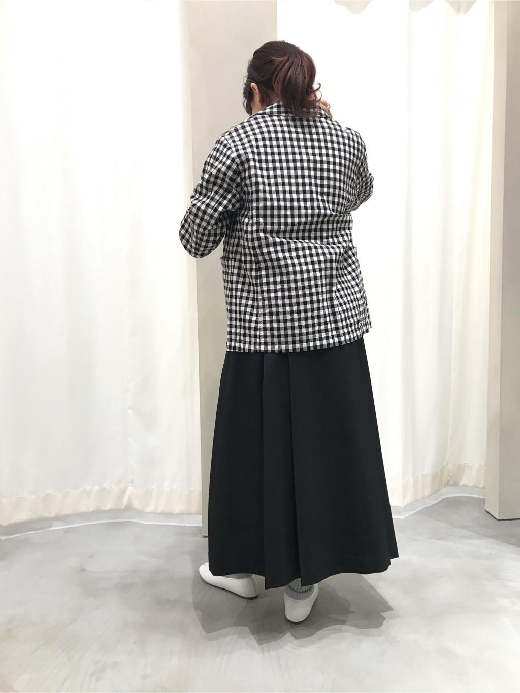 AMB SHOP PAR ICI CHILD WOMAN,PAR ICI ルミネ横浜 身長:154cm 2020.04.17