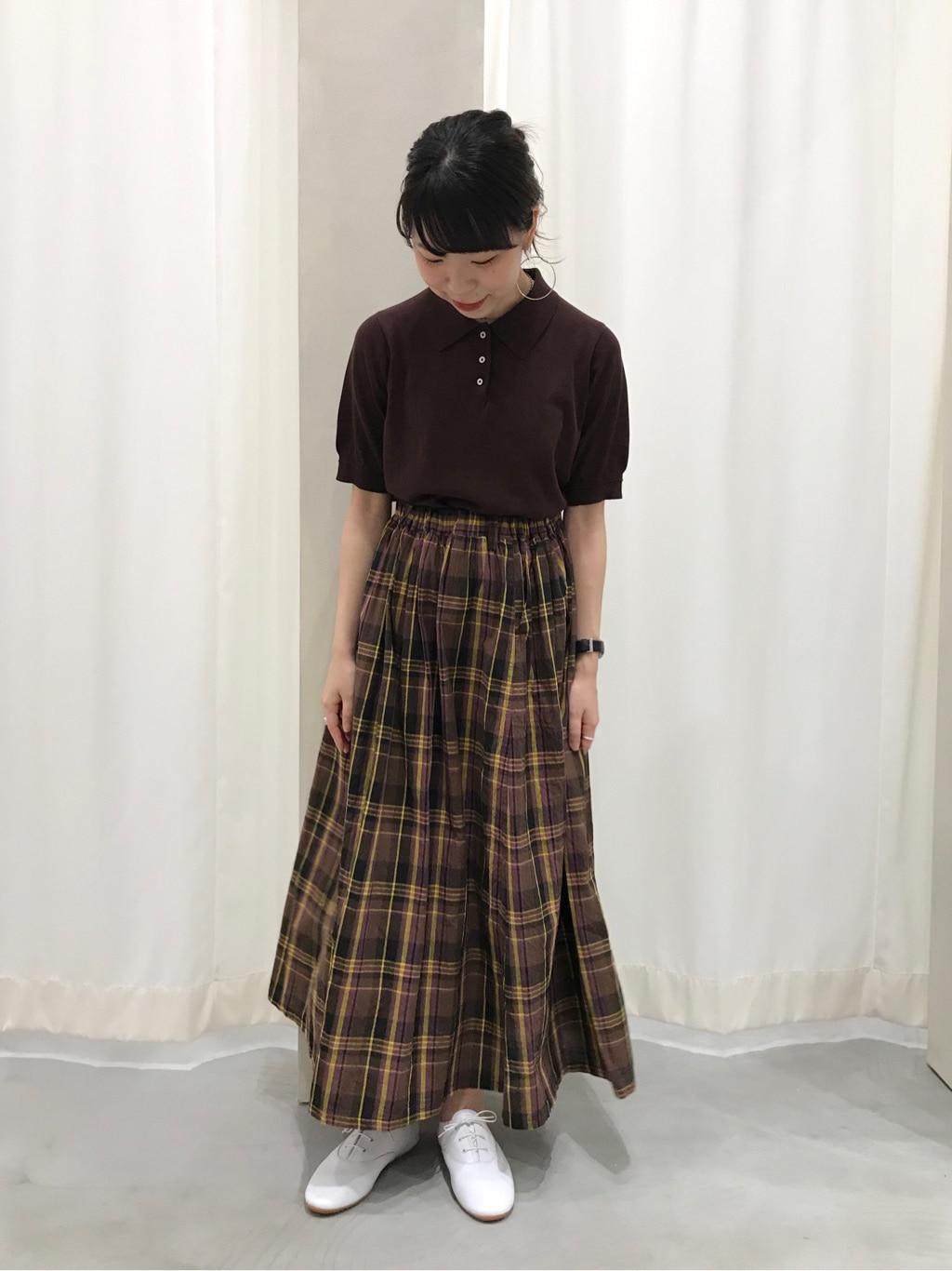 AMB SHOP PAR ICI CHILD WOMAN , PAR ICI 東京スカイツリータウン・ソラマチ 身長:154cm 2020.07.01