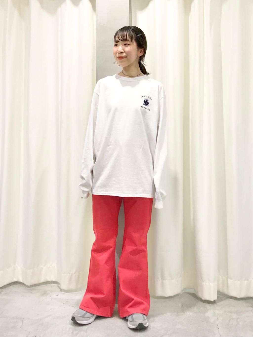 - PAR ICI CHILD WOMAN , PAR ICI ルミネ池袋 身長:154cm 2021.05.03