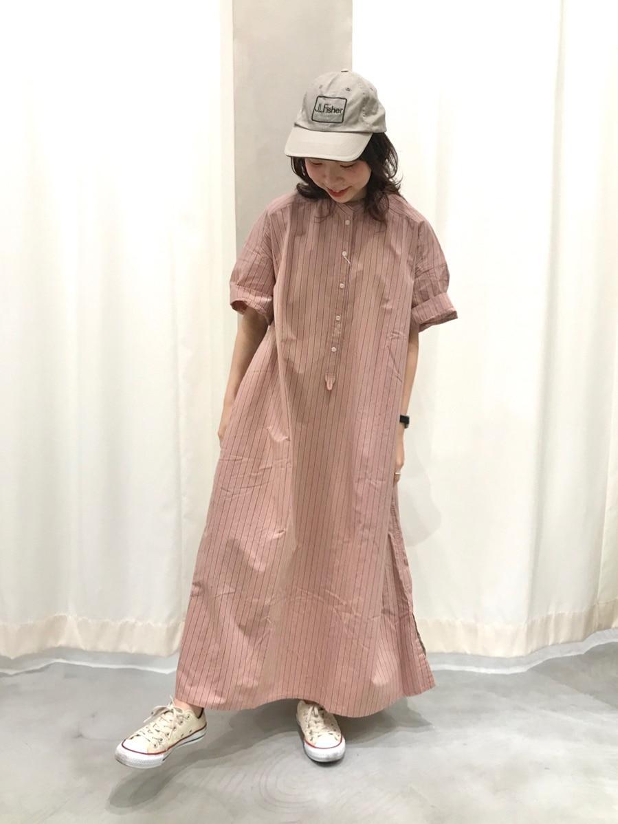 AMB SHOP PAR ICI CHILD WOMAN,PAR ICI ルミネ横浜 身長:154cm 2020.06.14