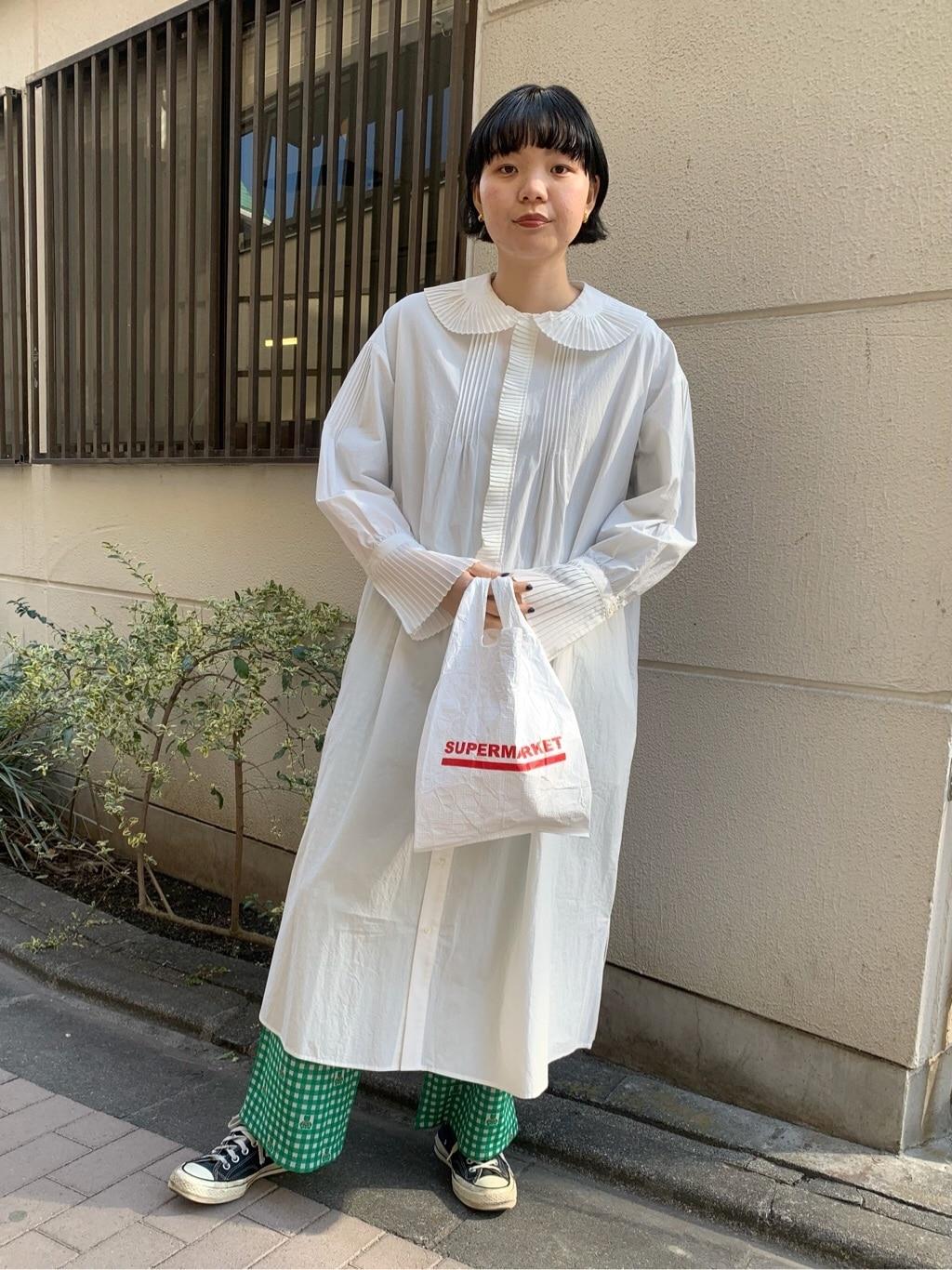 ラフォーレ原宿 2021.02.08