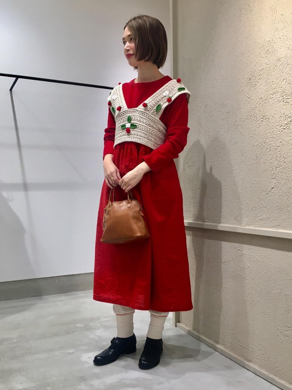 chambre de charme 横浜ジョイナス 身長:160cm 2021.01.07